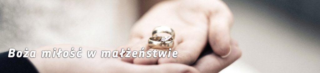 Boża miłość w małżeństwie